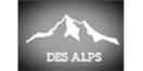 Des Alps Menu