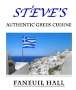 Steve's Greek Menu