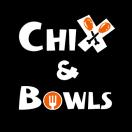 Chix & Bowls Menu