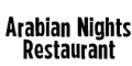 Arabian Nights Restaurant Menu