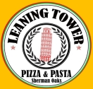 Leaning Tower Pizza & Pasta Menu
