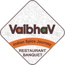 Vaibhav Indian Spice Journey Menu