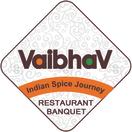 Vaibhav Indian Spice Journey Menu
