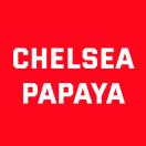 Chelsea Papaya Menu