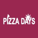 Pizza Days Menu