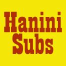 Hanini Subs Menu
