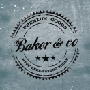 Baker & co Menu