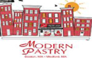 Modern Pastry Menu