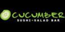 Cucumber Sushi Menu