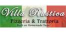 Villa Rustica Pizzeria & Trattoria Menu