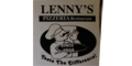 Lenny's Pizzeria Menu