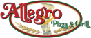 Allegro Pizza and Grill Menu