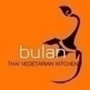 Bulan Thai Vegetarian Kitchen Menu