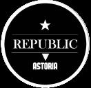 Republic Bar & Pizza Menu