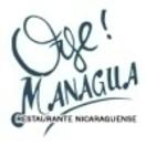 Oye Managua Menu