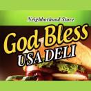 God Bless USA Deli Menu