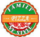 New York Family Pizza Menu