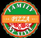 Family Pizza Menu
