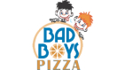 Bad Boys Pizza Menu