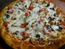 Numero Uno Pizza Menu