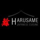 Harusame Japanese Cuisine Menu
