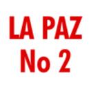 La Paz No 2 Menu