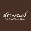 Saranrom Thai Menu