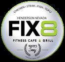 Fix8 Protein Grill Menu