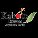 Kaboto Express Japanese Grill Menu