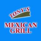 Tony's Mexican Grill Menu