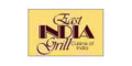 East India Grill Menu