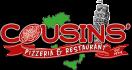 Cousins' Pizza & Restaurant Menu