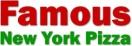 Famous NY Pizza Menu