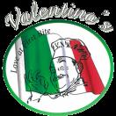 Valentino's Pizza Menu