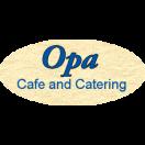Opa Cafe Mediterranean Fusion Menu