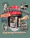 Sal & Carmine's Pizza Menu