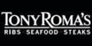 Tony Roma's Menu