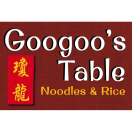 Googoo's Table Menu