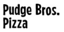 Pudge Bros. Pizza Menu