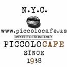Piccolo Cafe Menu