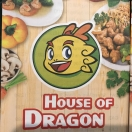 House of Dragon Chinese Menu