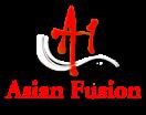 New Asian Fusion Menu