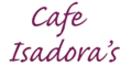 Cafe Isadora's Menu