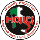 Mojus Family Pizzeria Menu