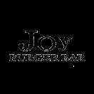 Joy Burger Bar Menu