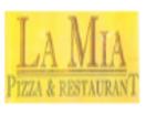 La Mia Pizza Restaurant Menu