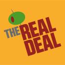 The Real Deal Menu