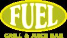 Fuel Grill & Juice Bar Menu
