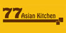 77 Asian Kitchen  Menu
