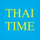 Thai Time Restaurant Menu